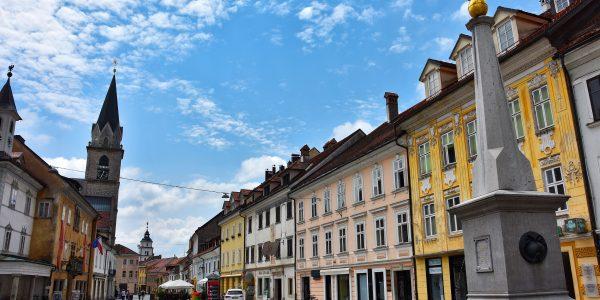 Altstadt in Kranj
