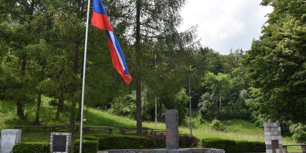 Mittelpunkt von Slowenien