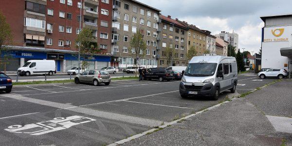 Wohnmobilstellplatz in Maribor