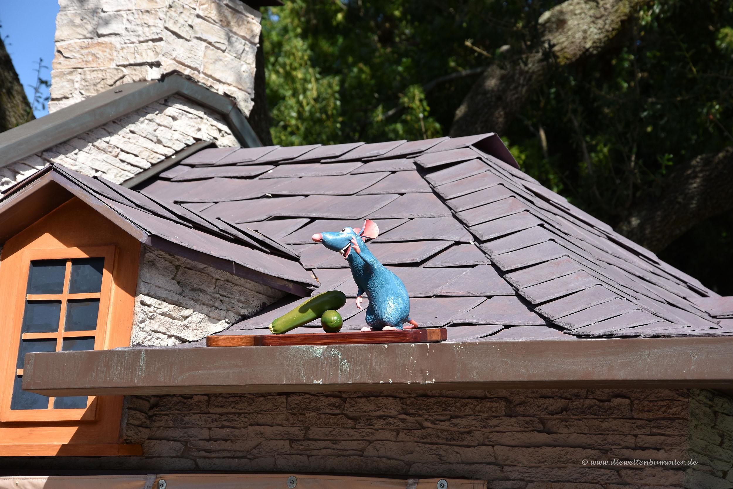 Die Ratte Rémy von Pixar