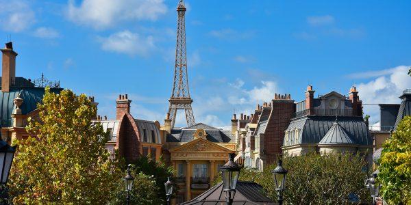 Eiffelturm im Epcot