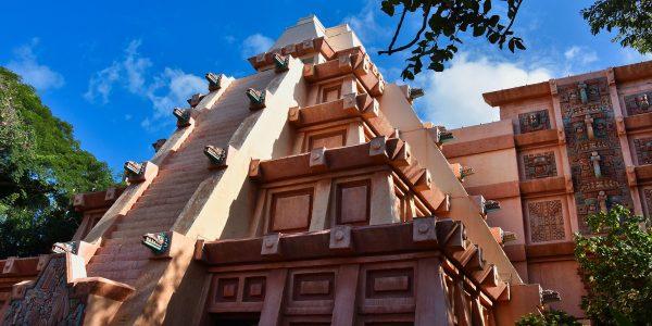 Mittelamerikanische Pyramide