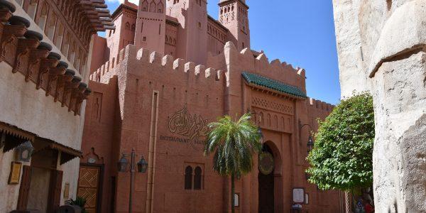 Nordafrikanische Stadt