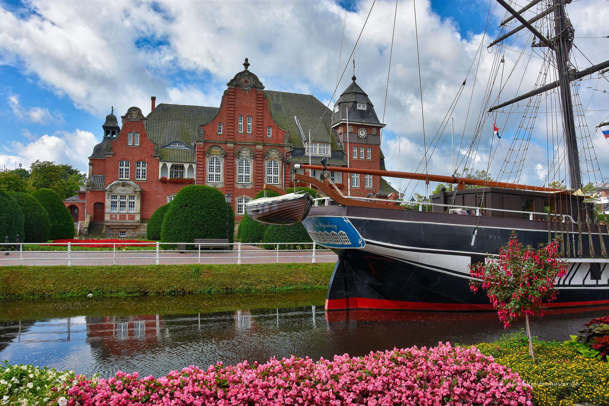 Aufenthalt in Papenburg
