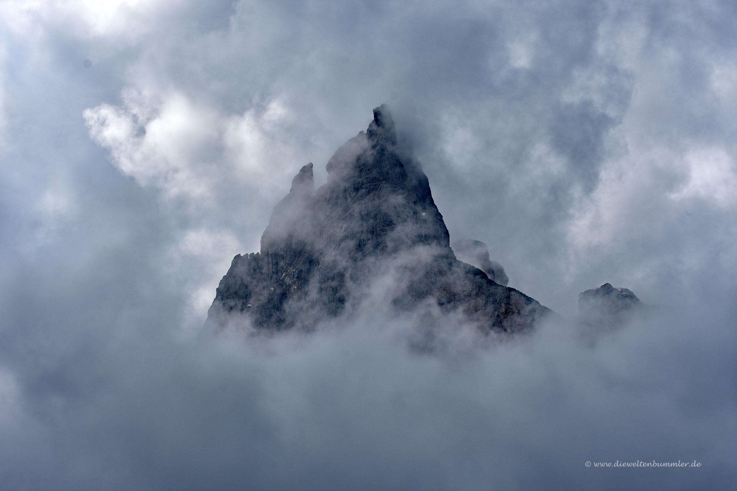Gipfel des Schlern
