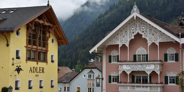 Spaziergang durch Sankt Ulrich
