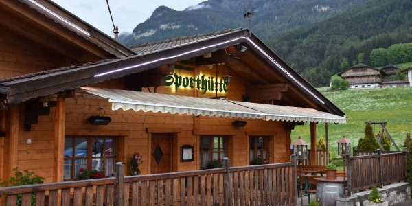 Sporthütte in Kastelruth