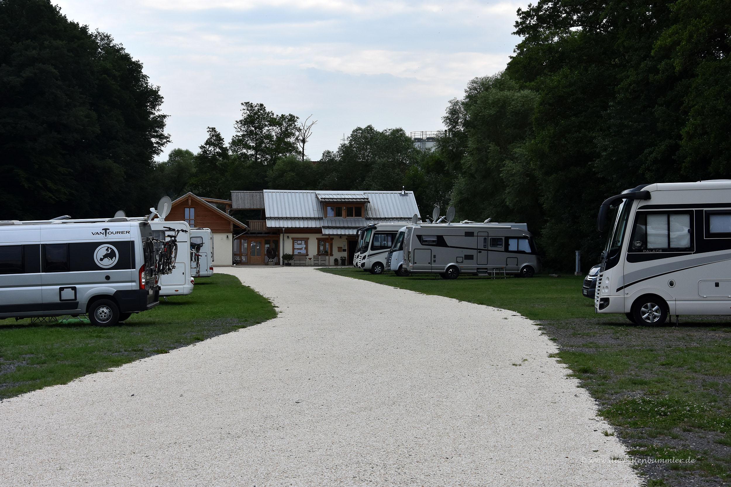 Wohnmobilstellplatz Urbachtal