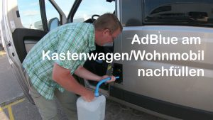 AdBlue nachfüllen