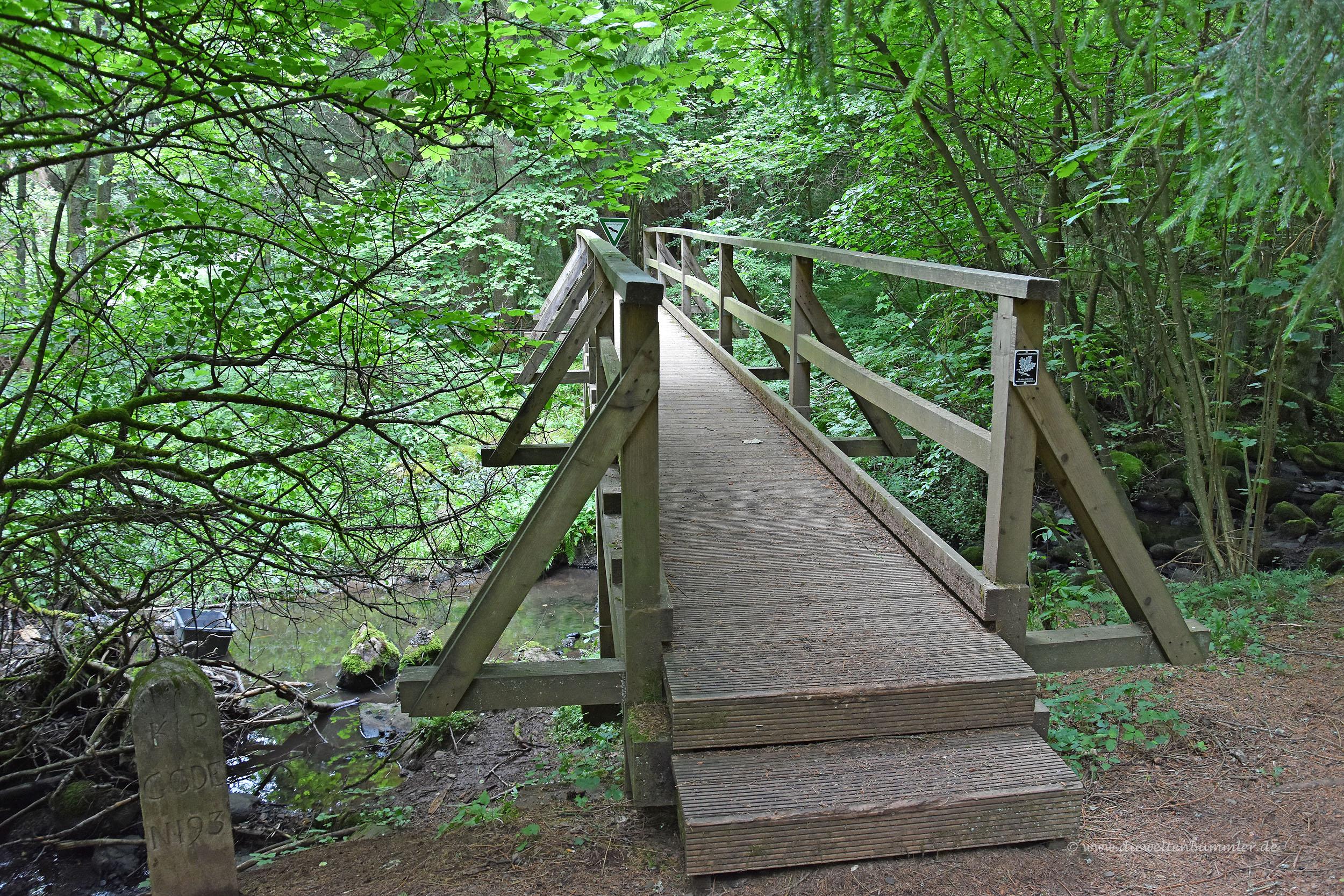 Brücke über den Ketzerbach