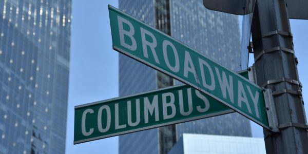 Broadway Ecke Columbus Circle