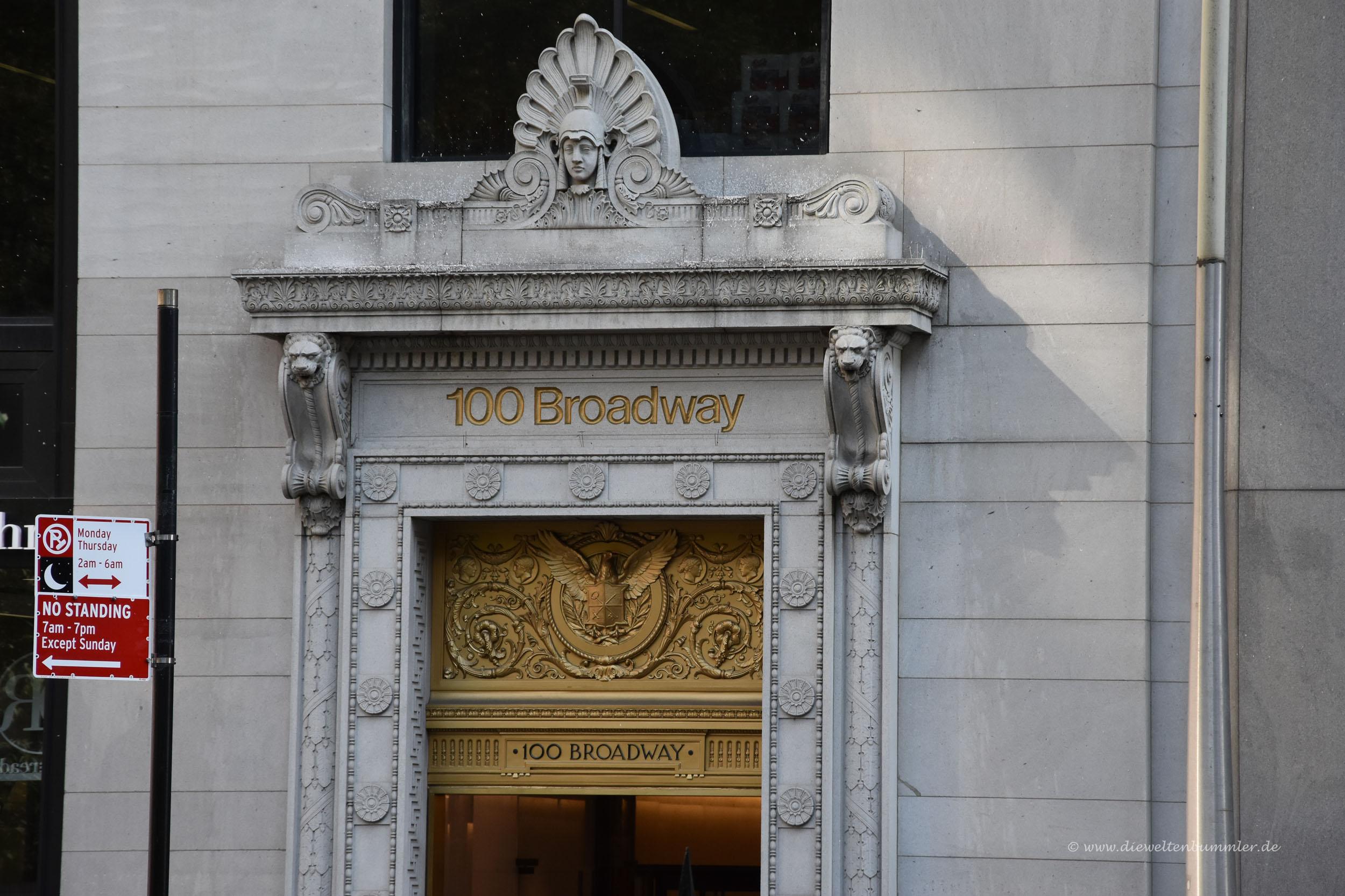 Broadway Nummer 100