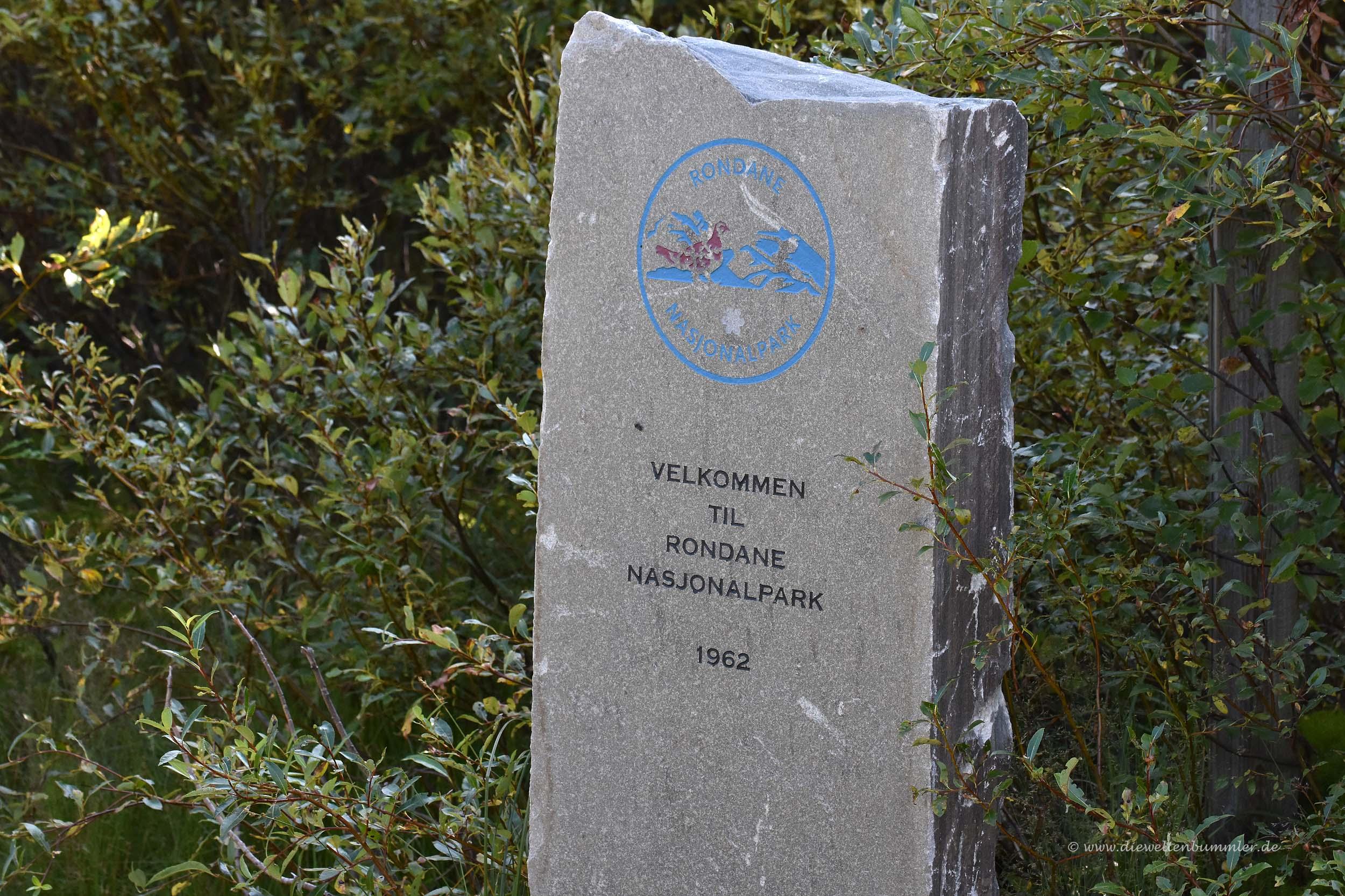 Der Rondane-Nationalpark ist der älteste in Norwegen
