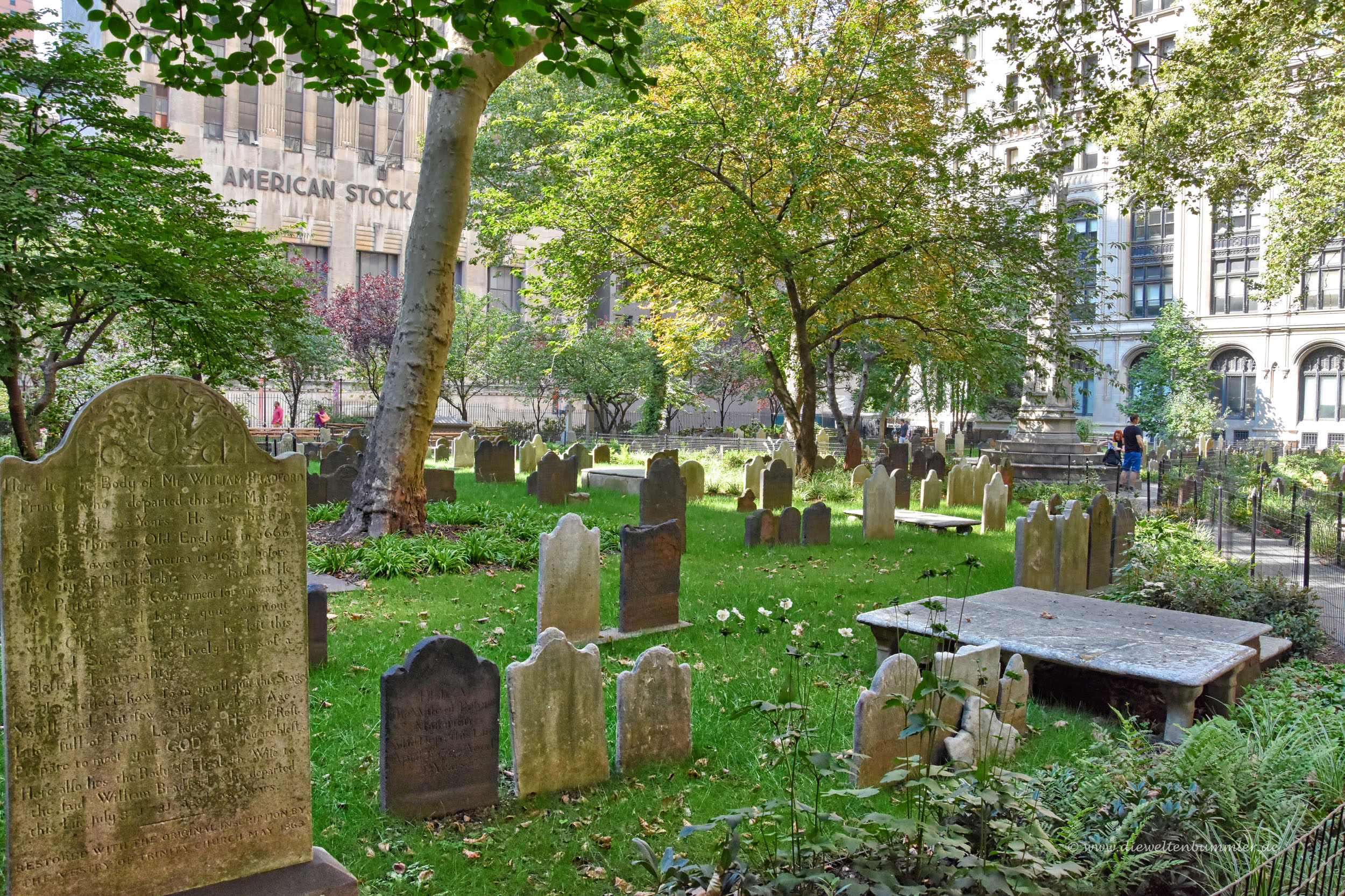 Friedhof am Broadway