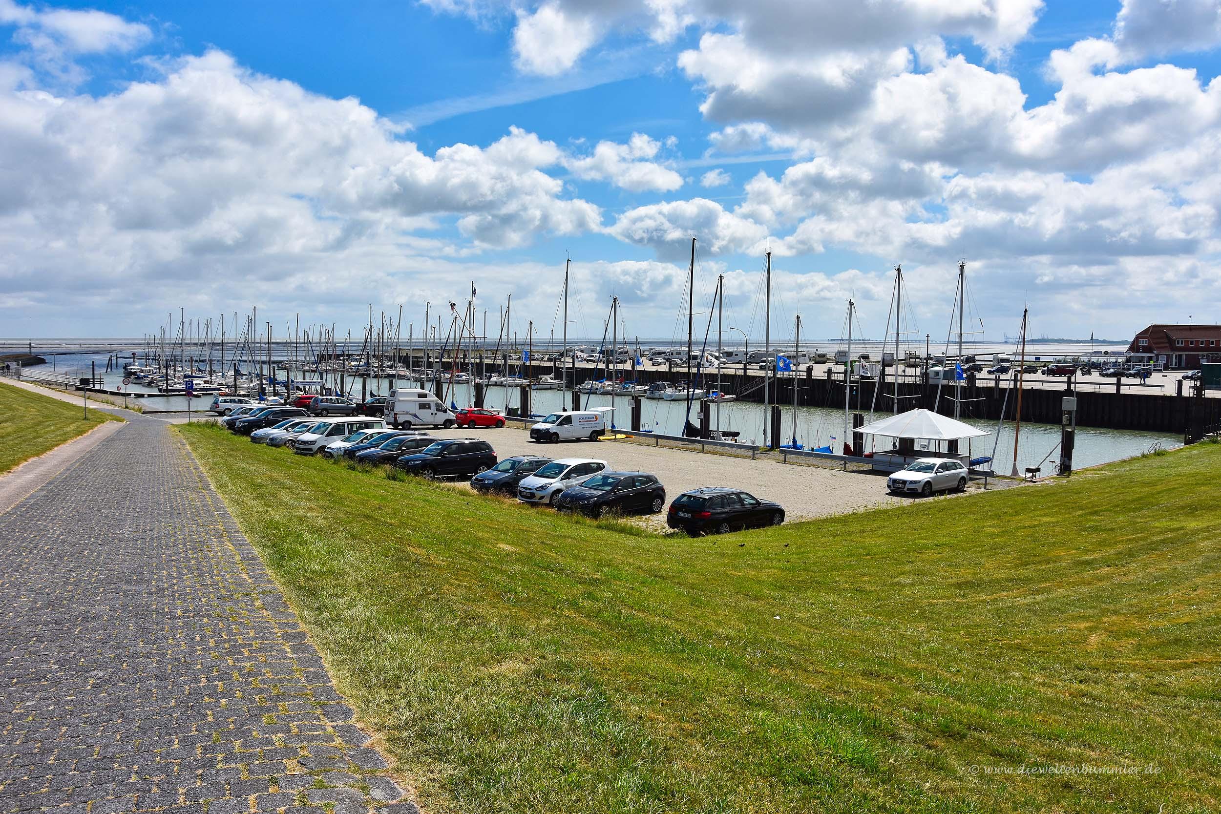 Hafen von Horumersiel