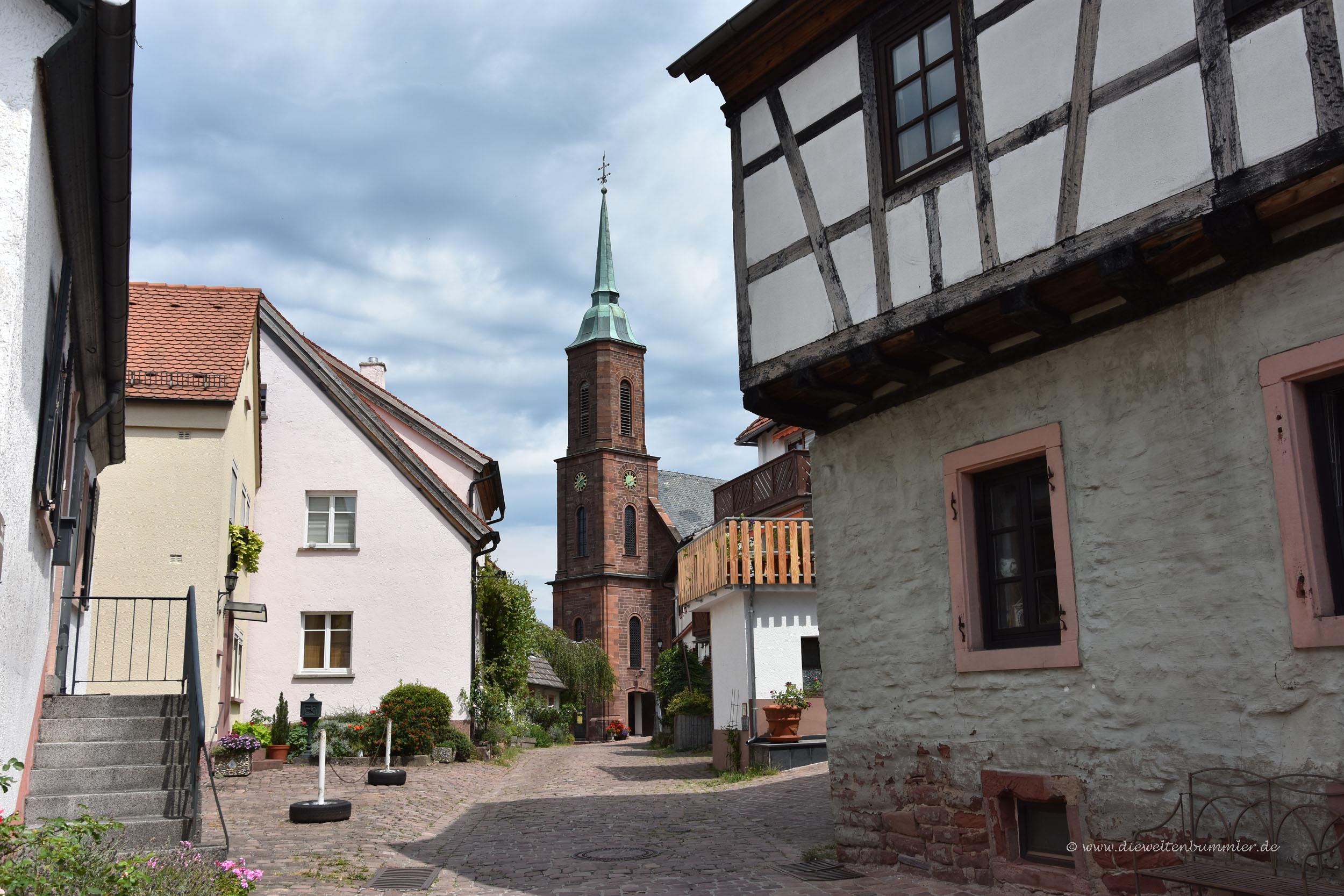 Altstadt von Dilsberg