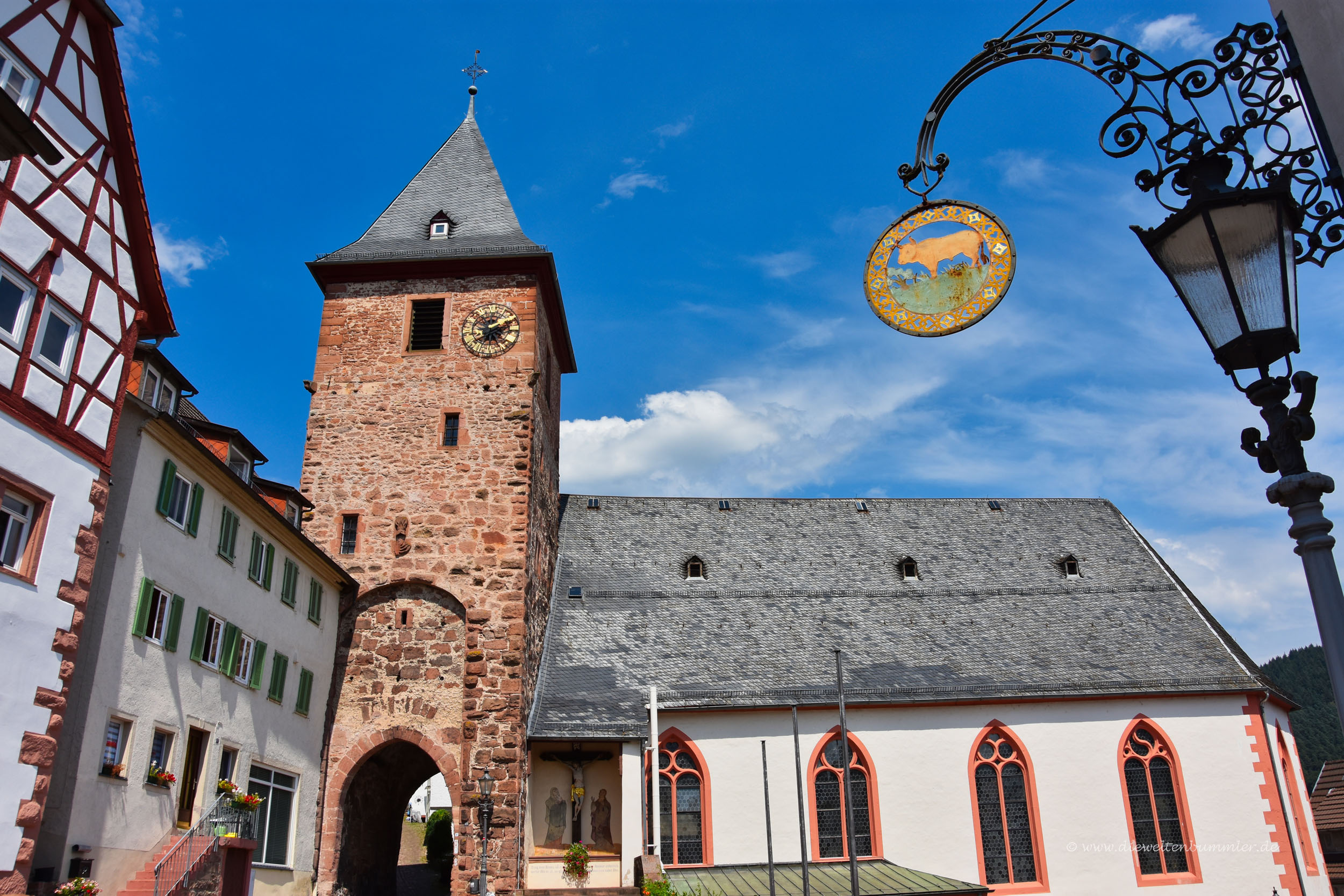 Kirche in Hirschhorn