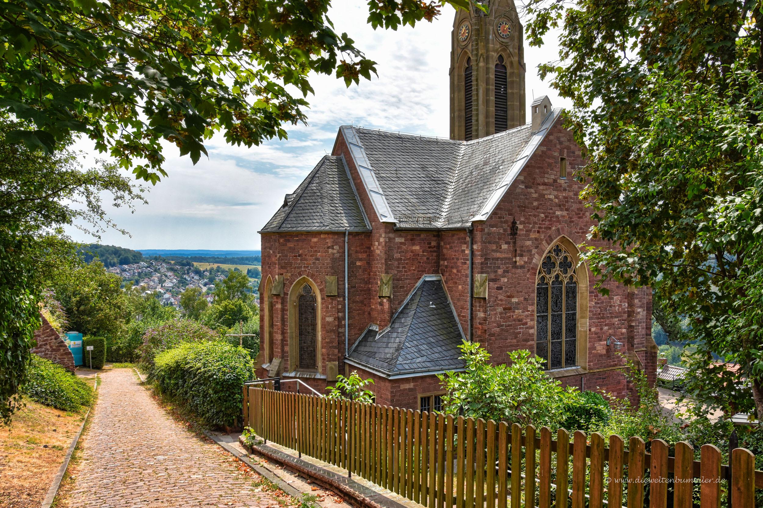 Kleine Kirche in Dilsberg