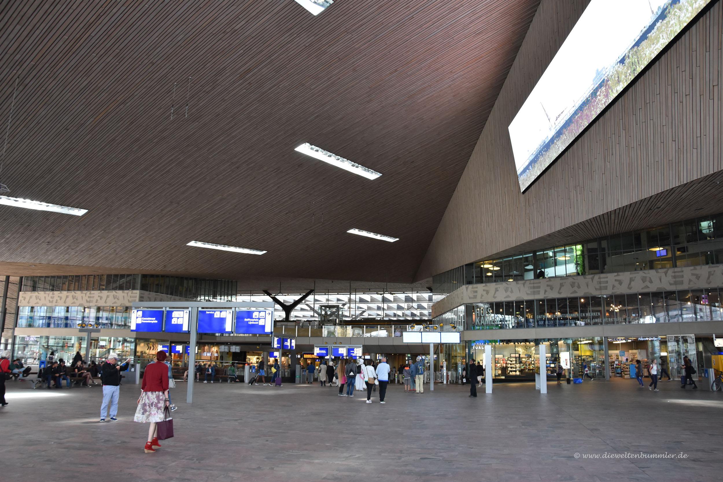Bahnhof von Rotterdam