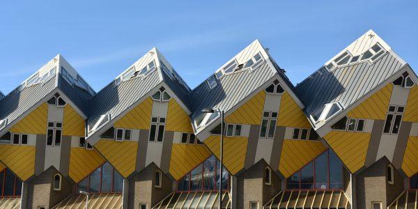 Kubushäuser von Rotterdam