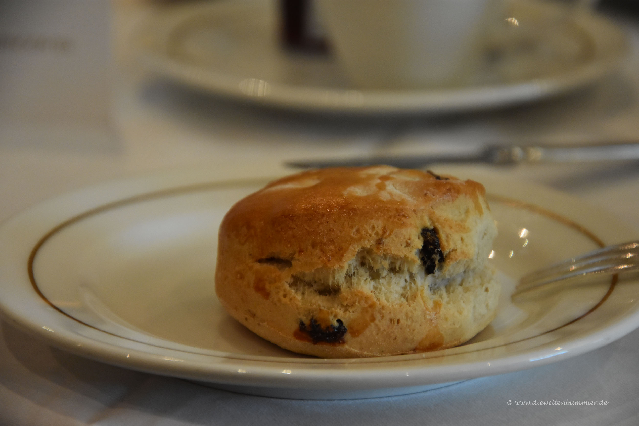 Scone zum Afternoon Tea