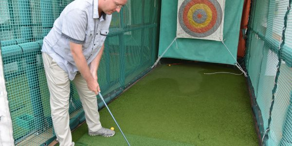 Golfmöglichkeit