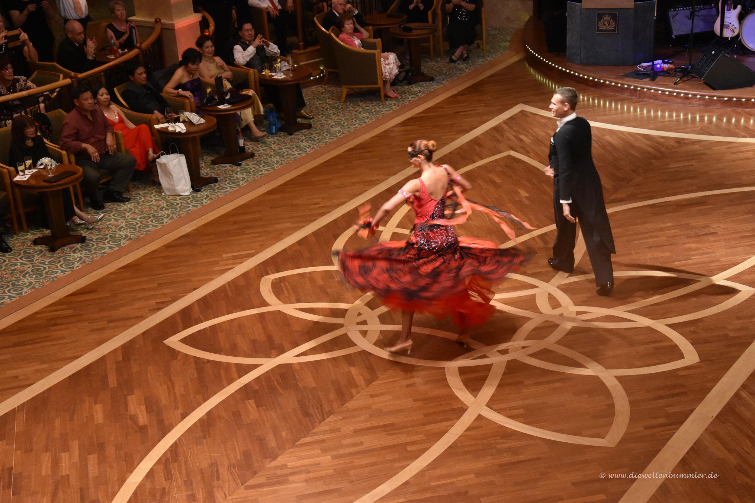 Professionelle Tänzer aus der Ukraine