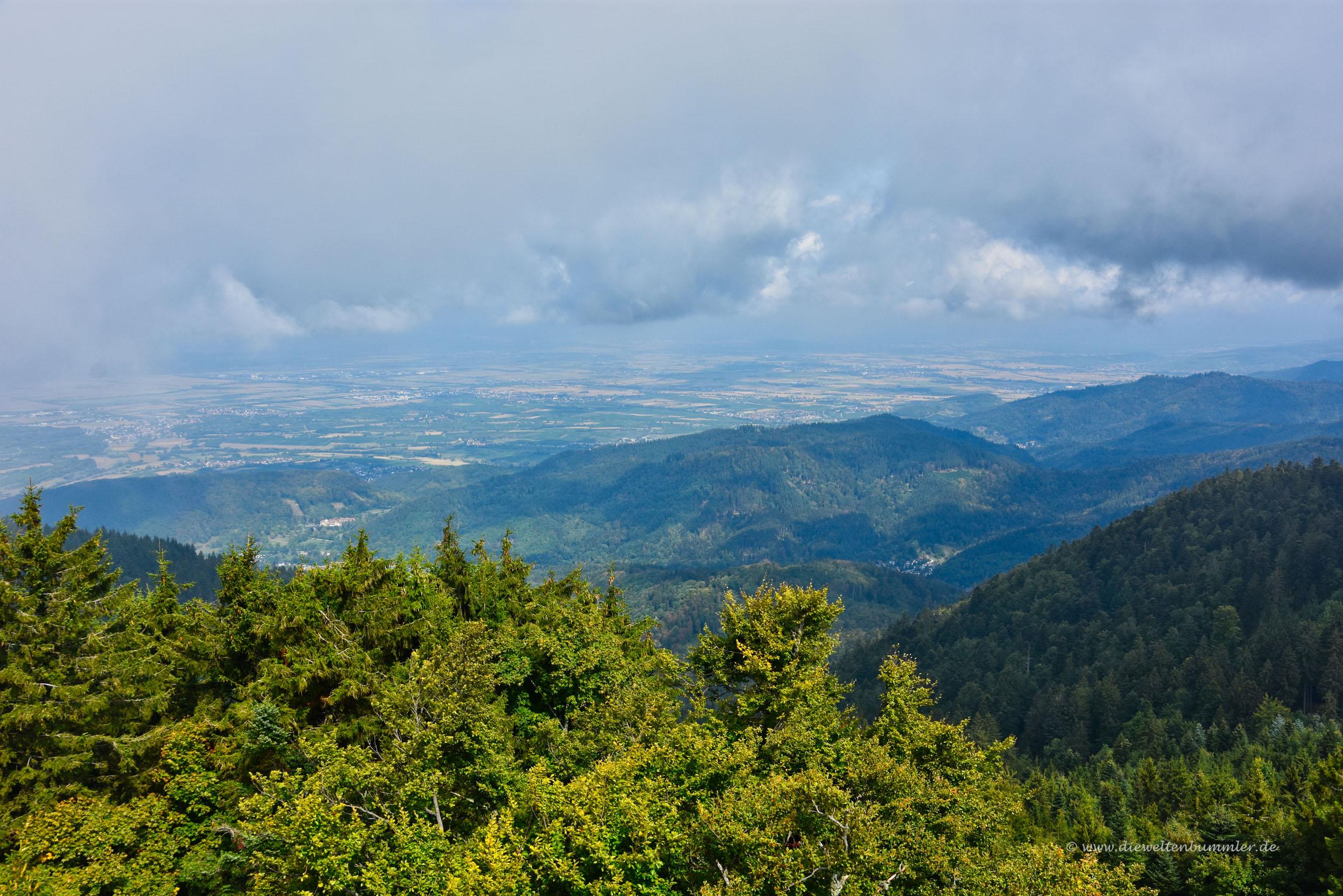 Südschwarzwald am Blauen