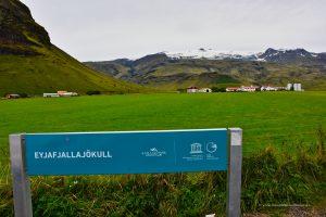 Parkplatz am Eyjafjallajökull