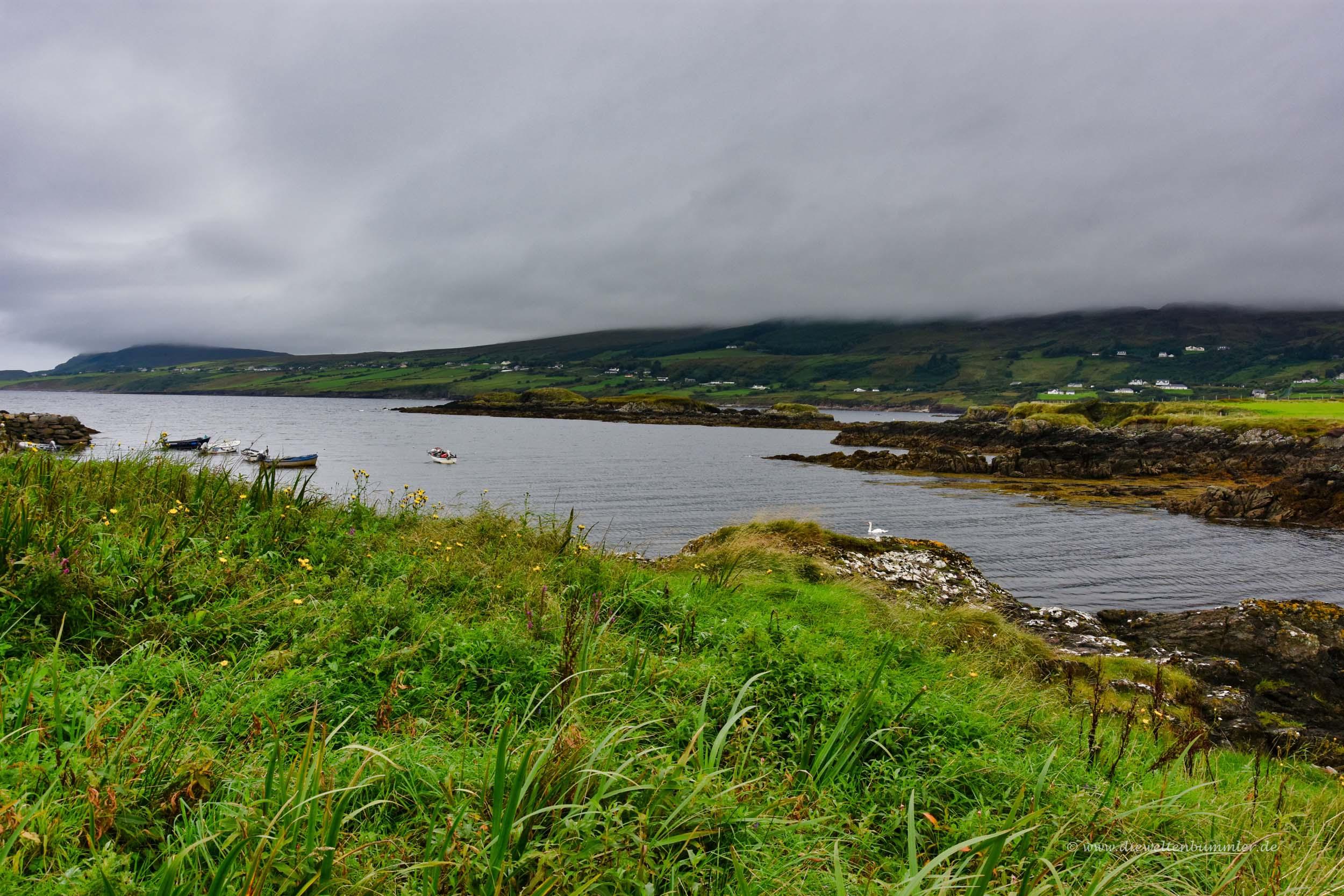 Bucht bei Killybegs