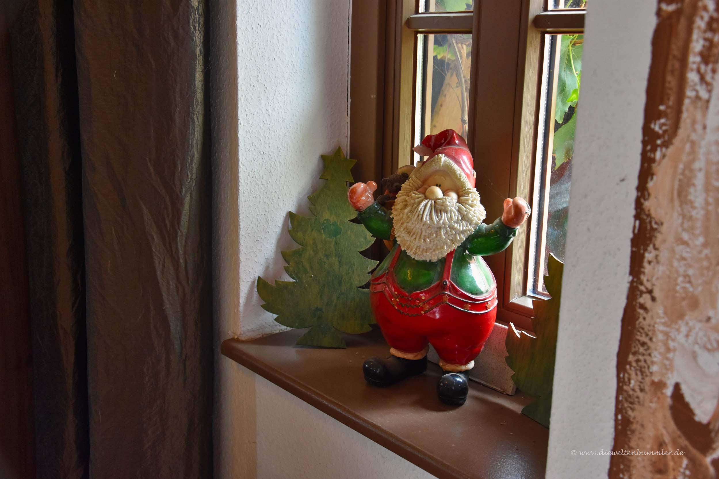 In der Weihnachtsstube