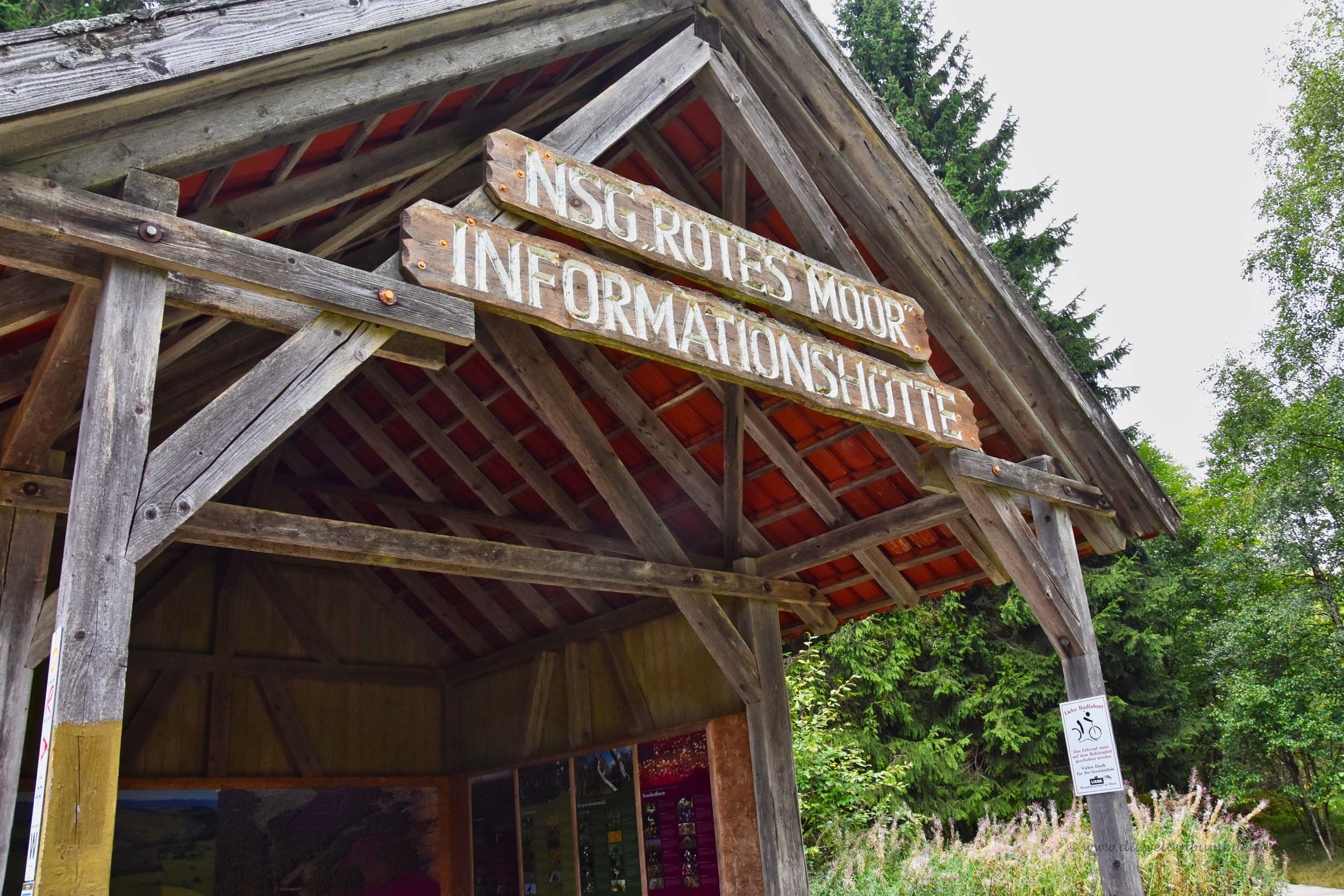 Info-Haus Rotes Moor