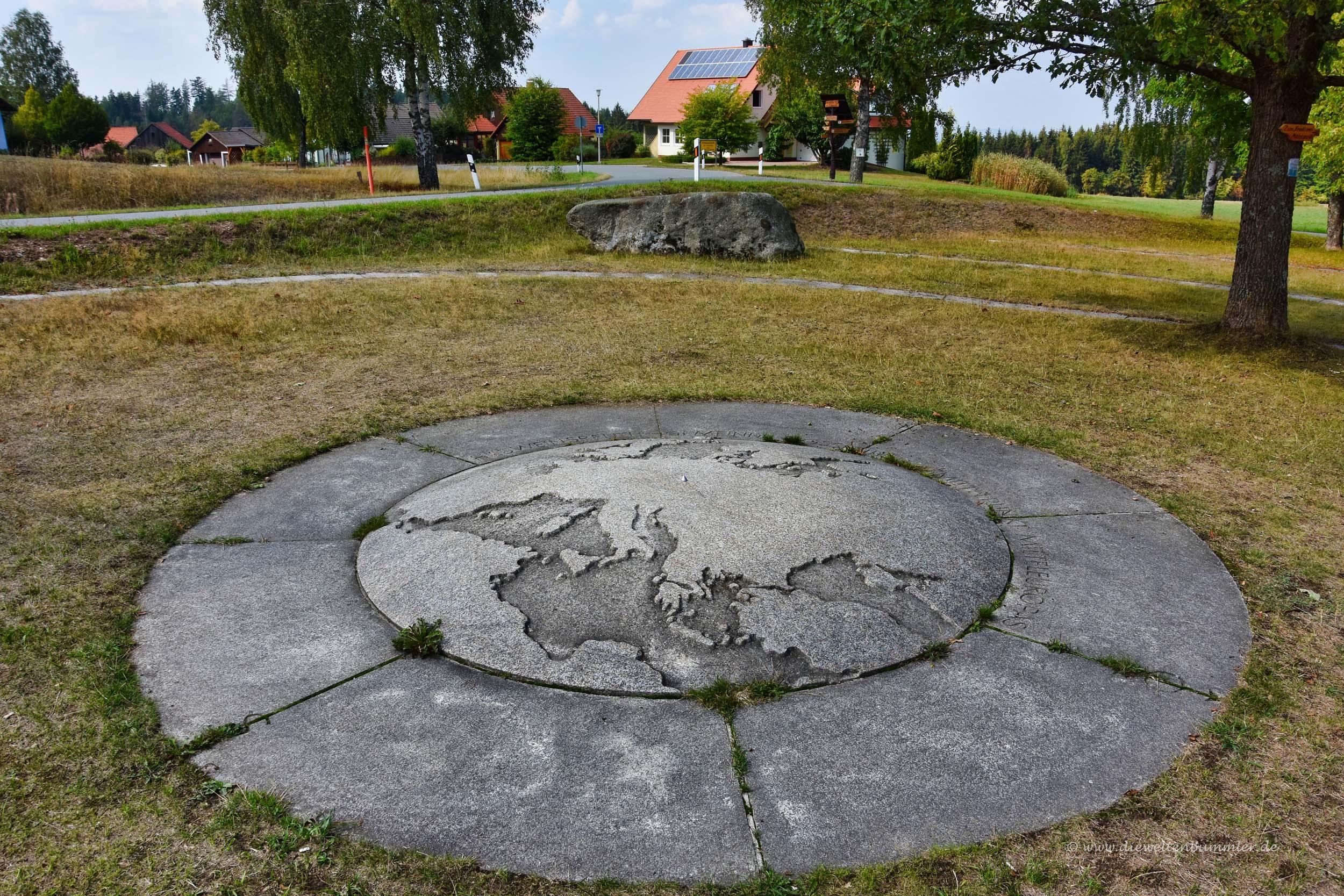 Mitteleuropas Mittelpunkt
