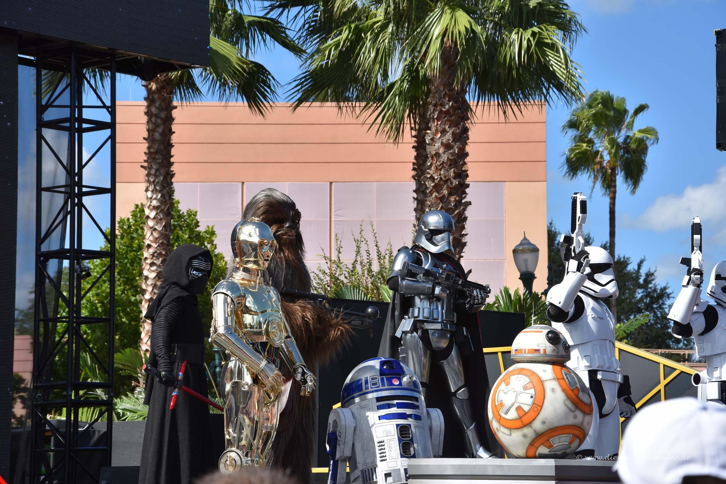 Star Wars-Helden