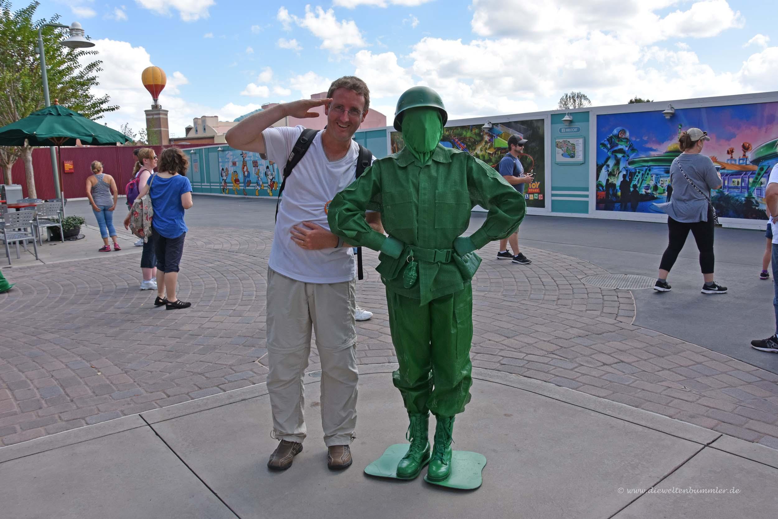 Toy Story Soldat und ich