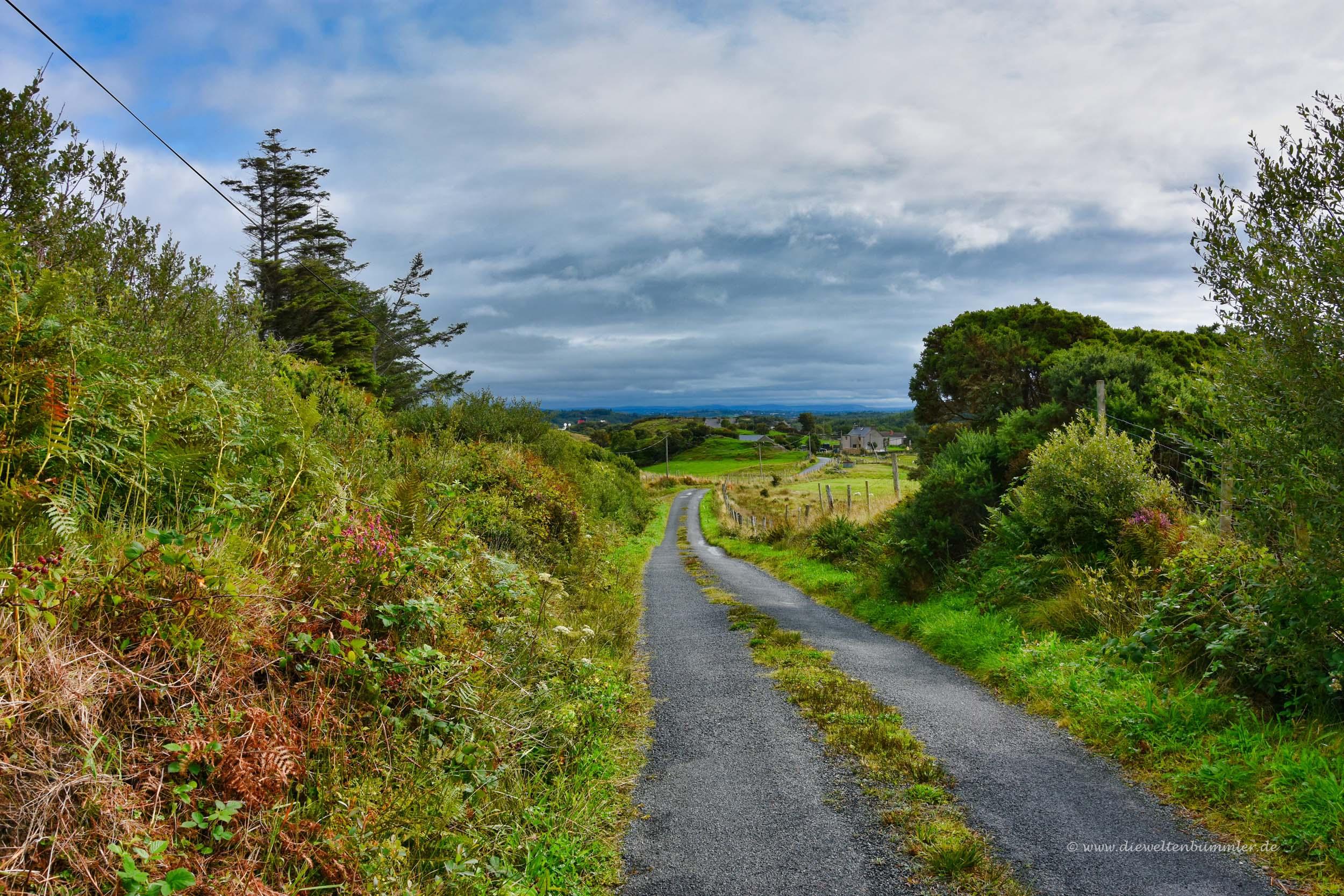 Wanderung bei Killybegs