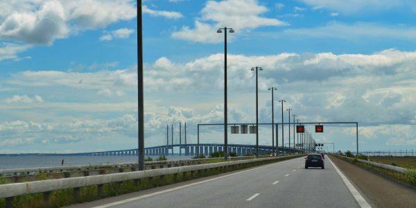 Öresundbrücke nach Schweden
