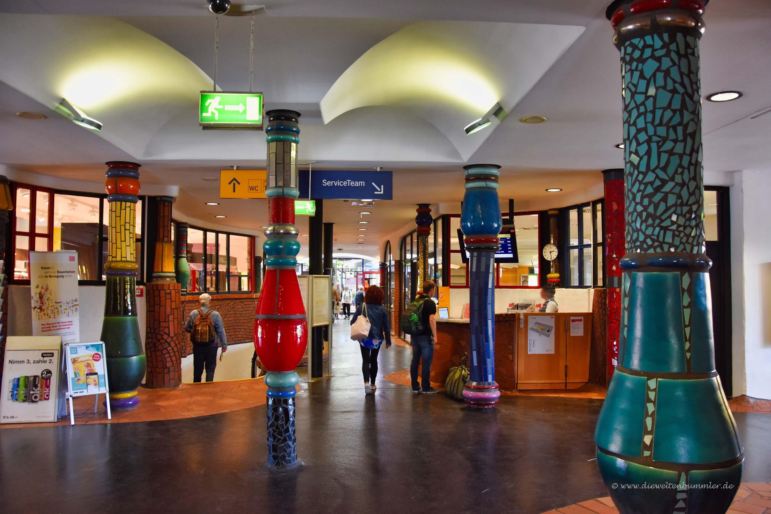 Bahnhofshalle