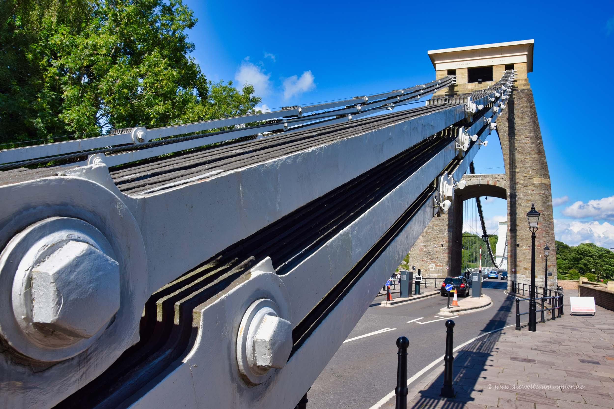 Brücke in Bristol