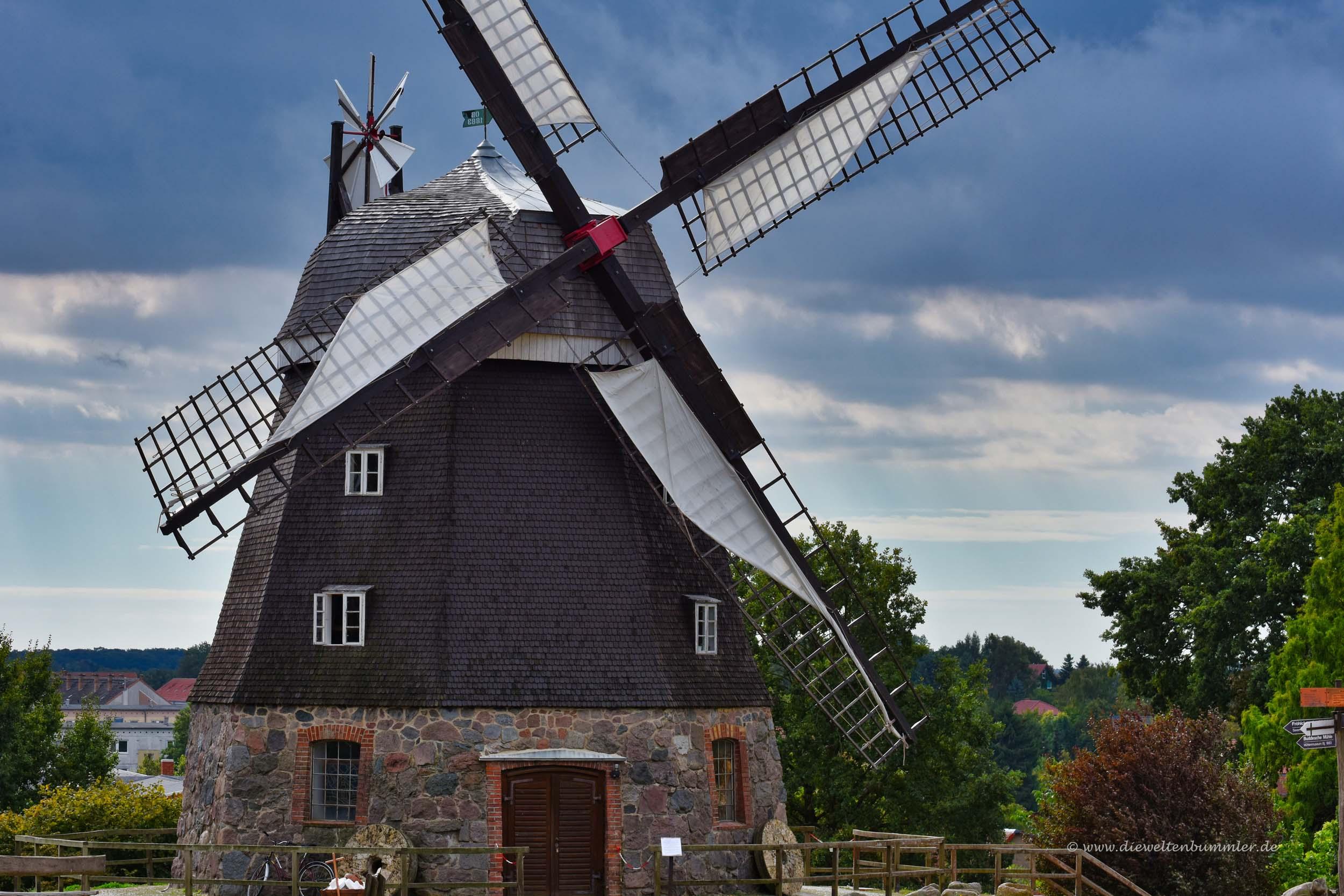 Eine der Mühlen