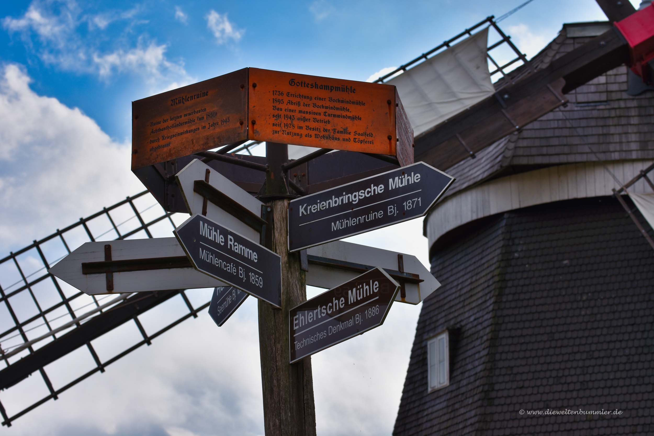 Geschichte der Windmühlen