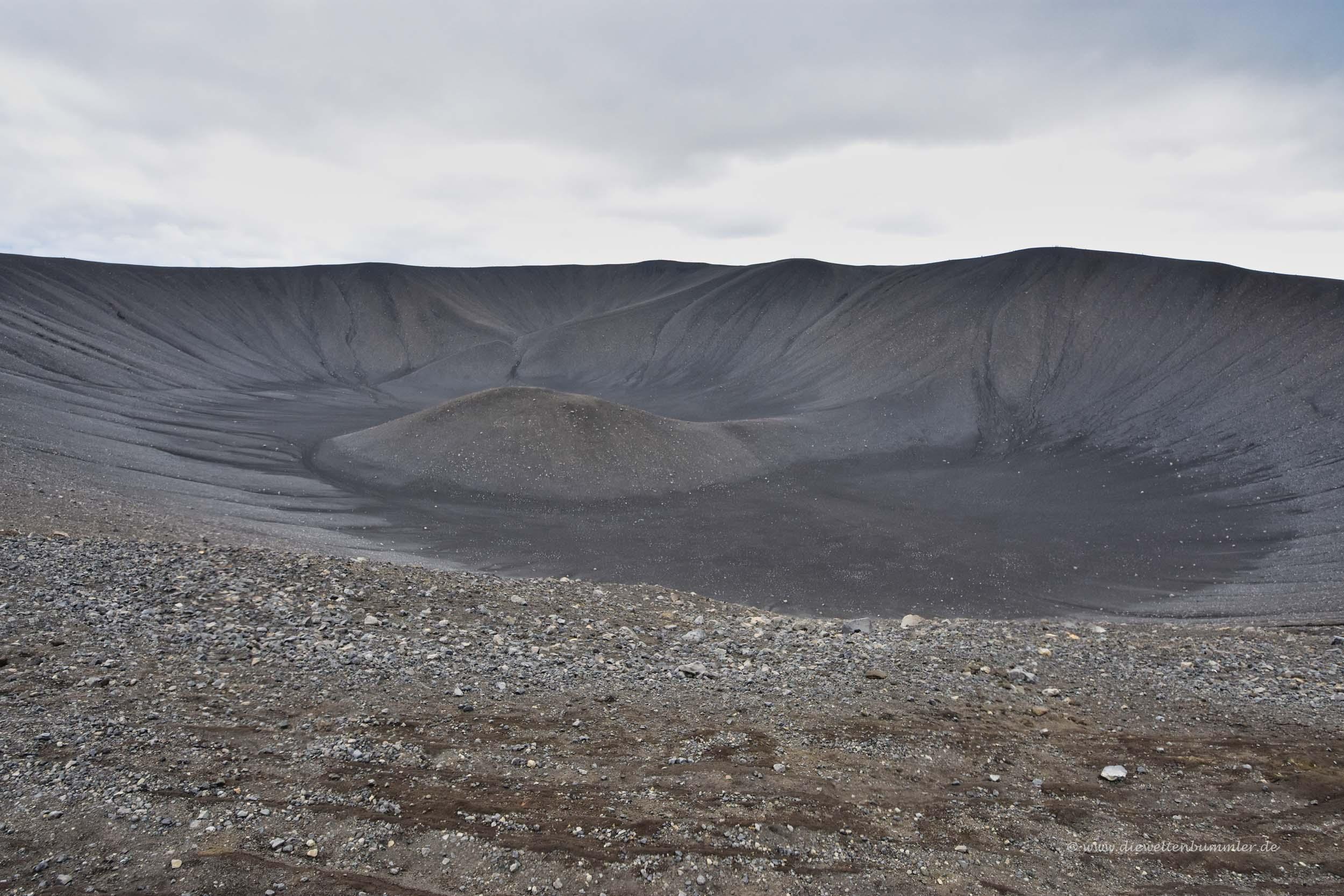 Krater des Hverfjall