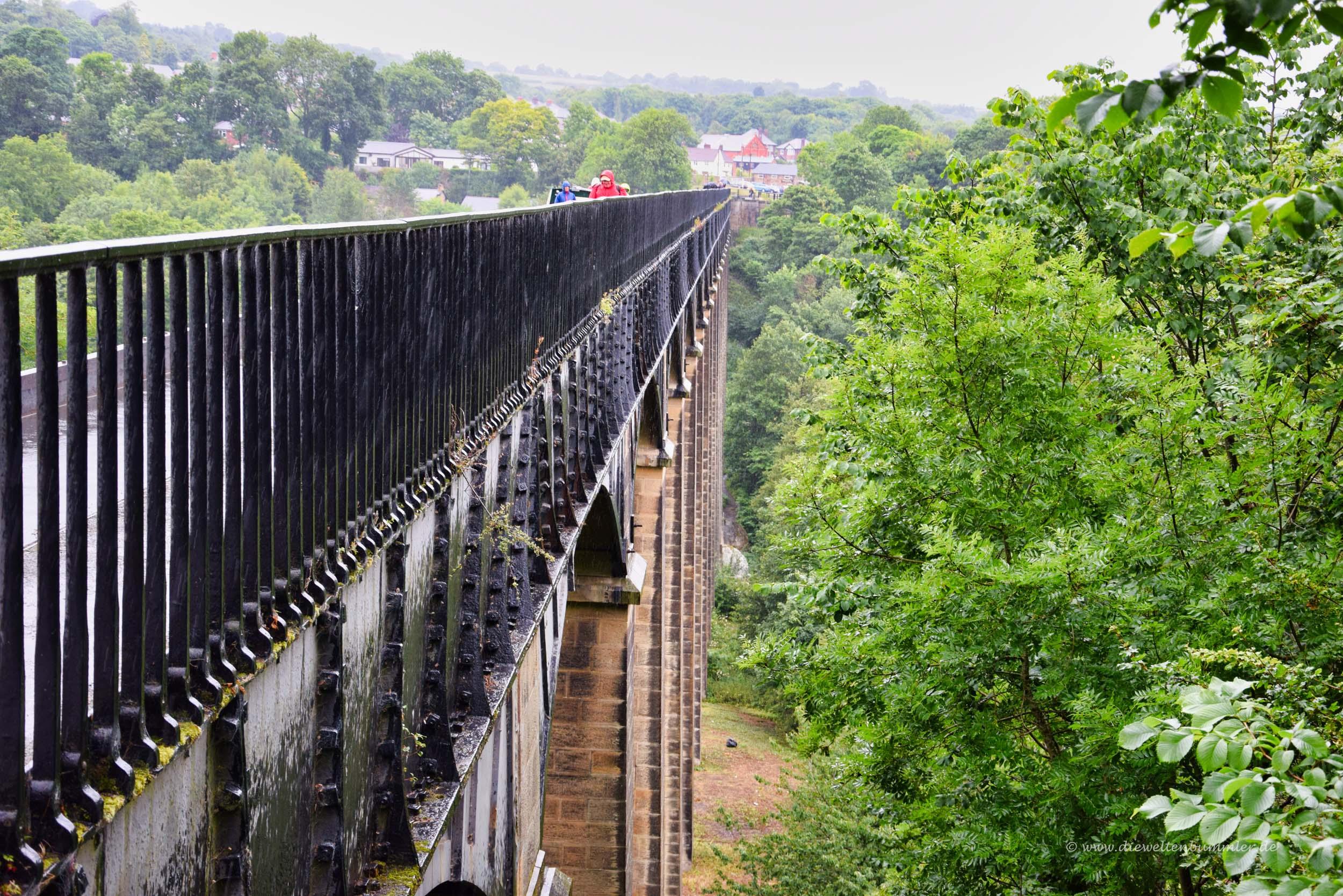 Pontcysyllte Brücke