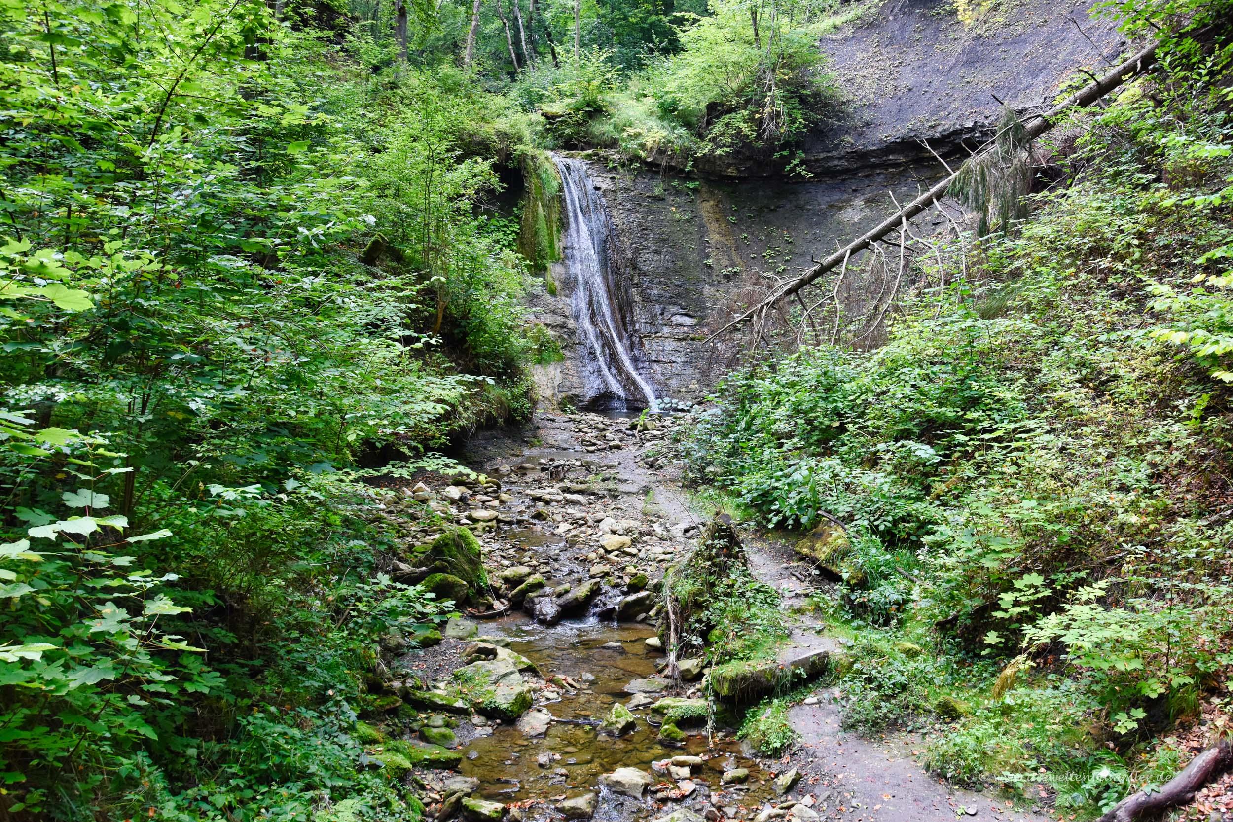 Schleifenbachwasserfall