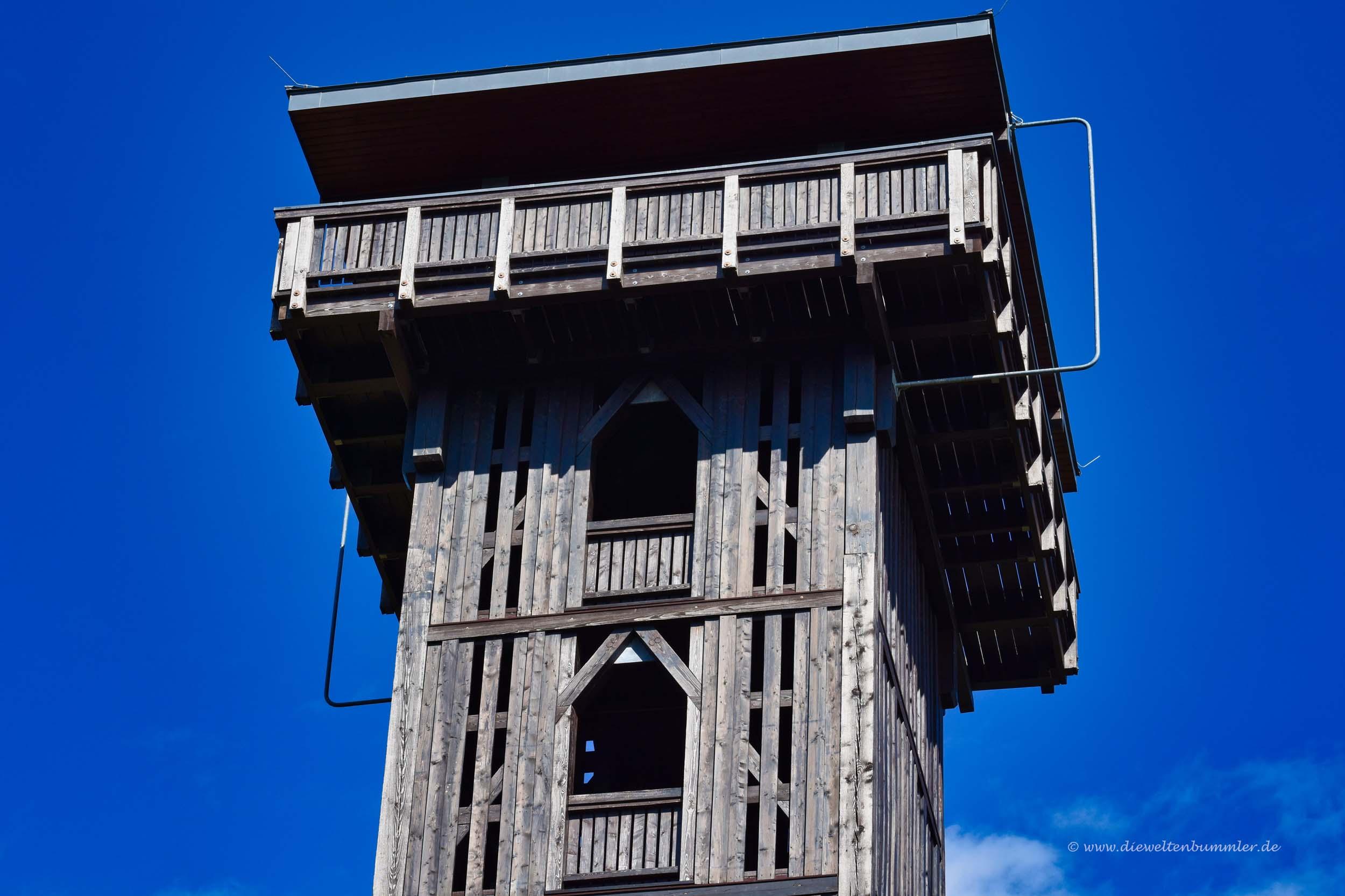 Spitze vom Heidebergturm