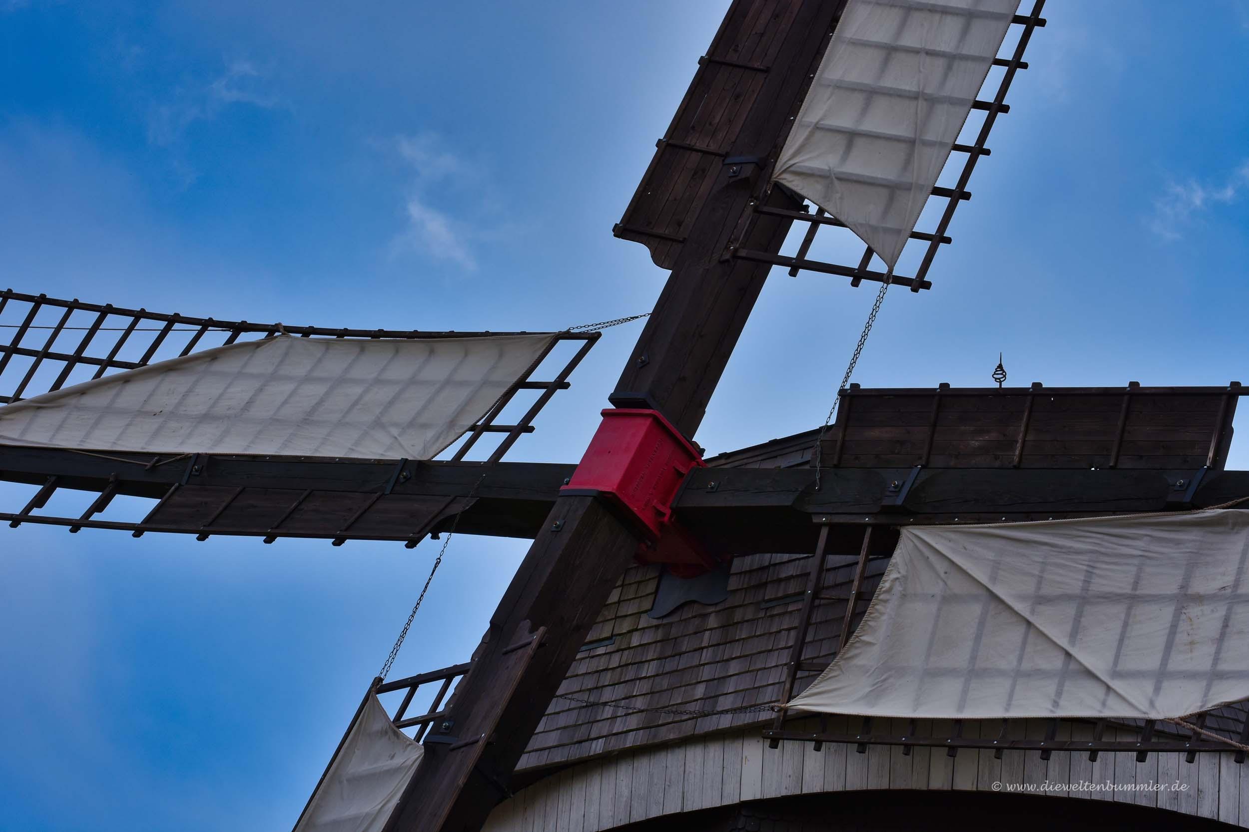 Windmühle in Woldegk