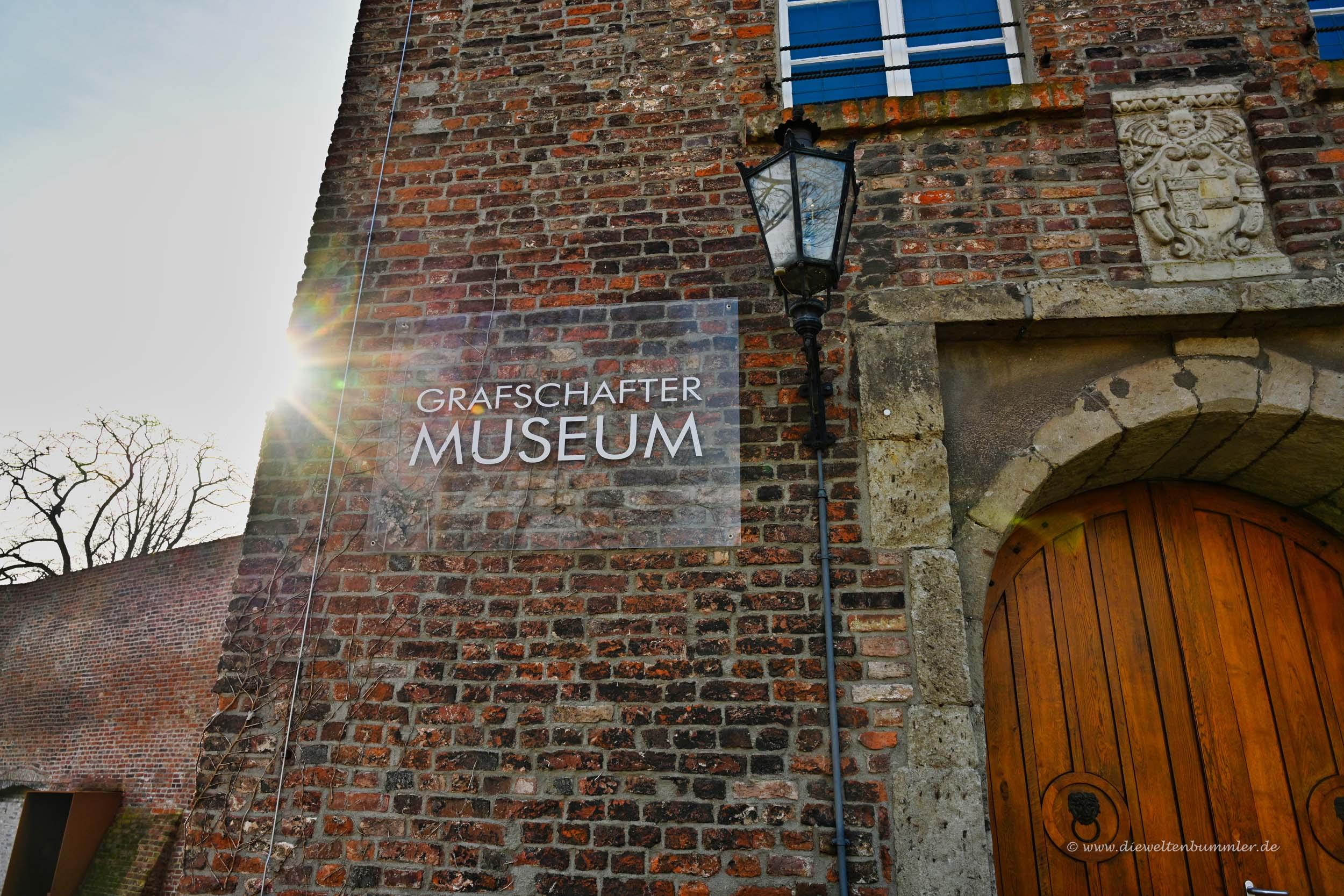 Grafschafter Museum im Schloss Moers