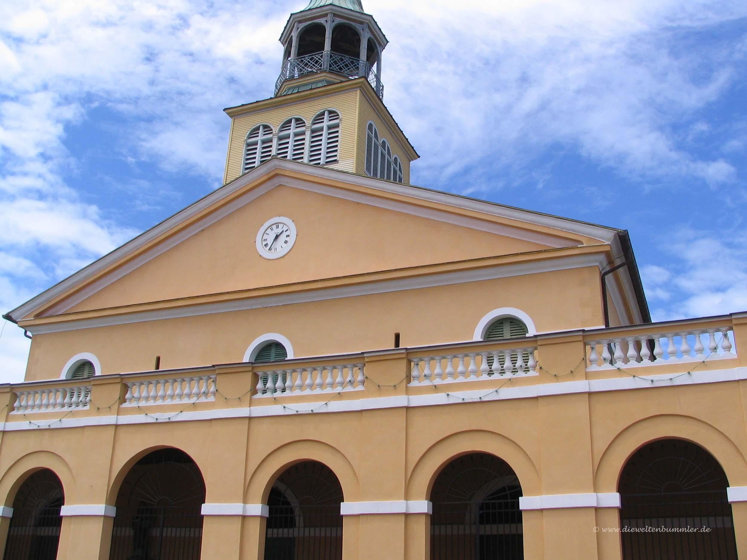 Kathedrale von Cayenne