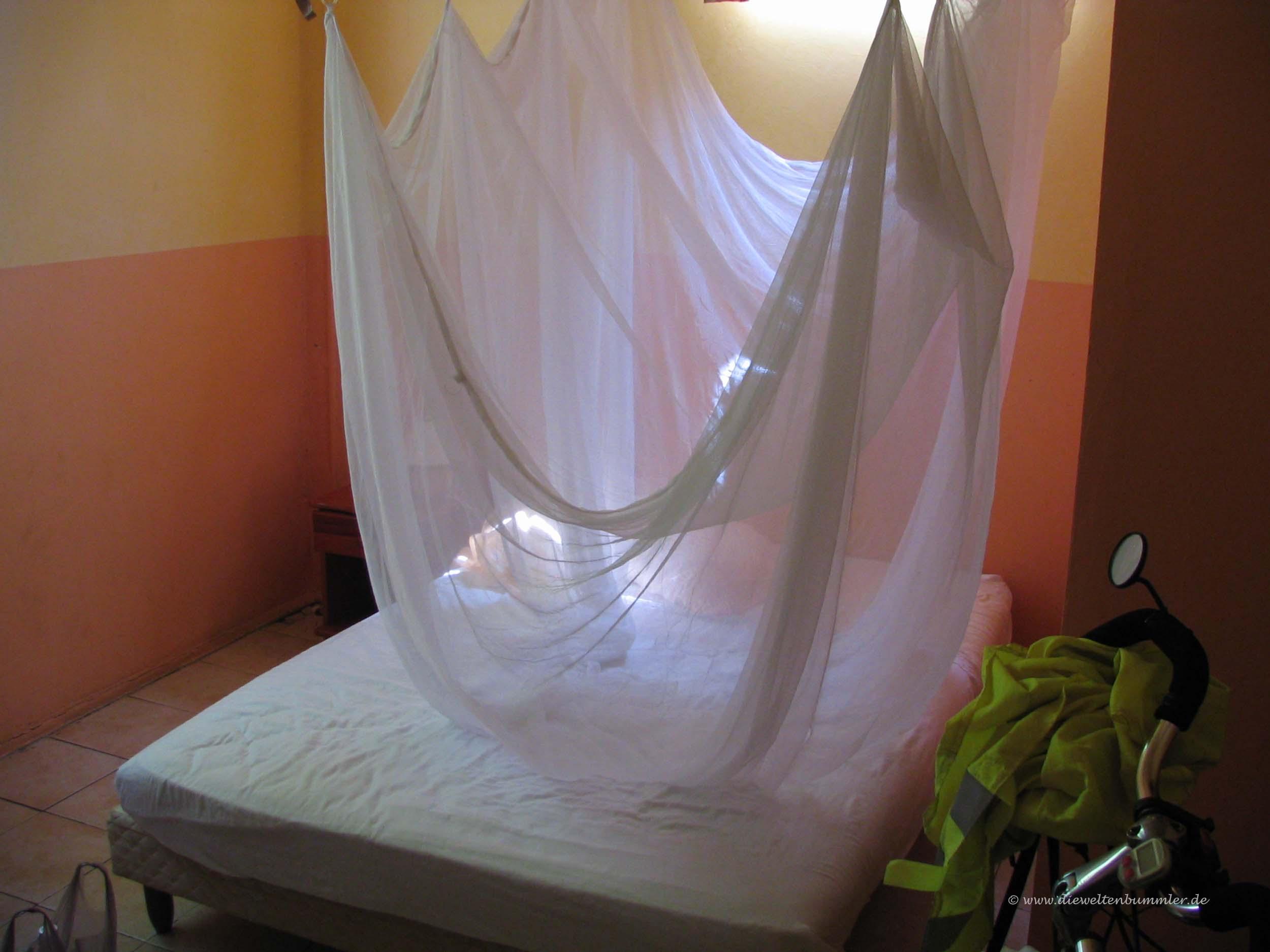 Moskitoschutz im Hotel
