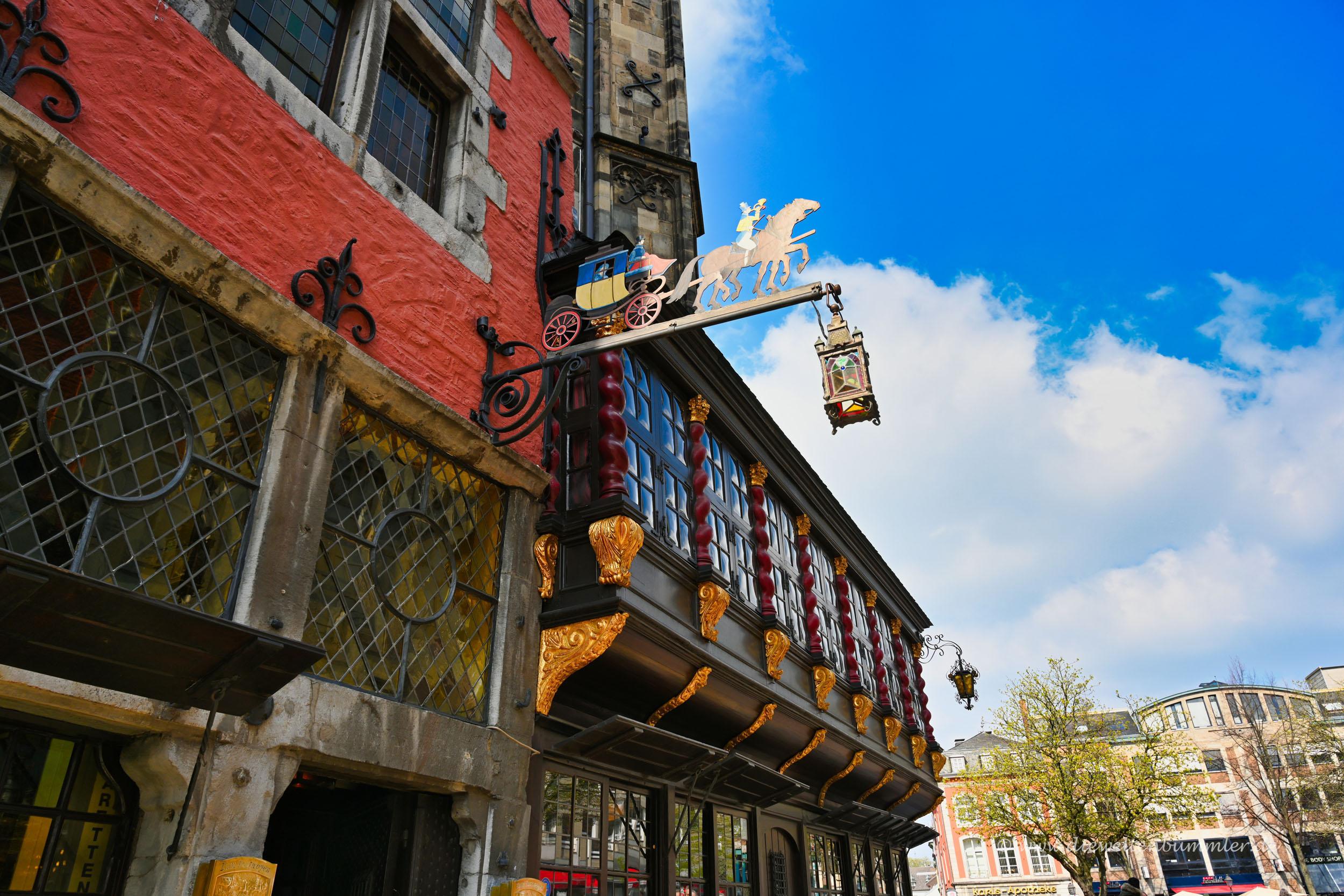Altstadt in Aachen